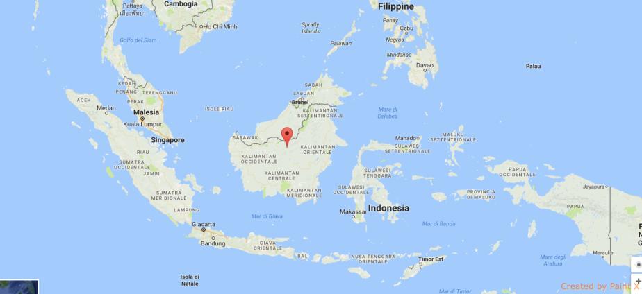 Cross Borneo Trek… mancapoco!!!