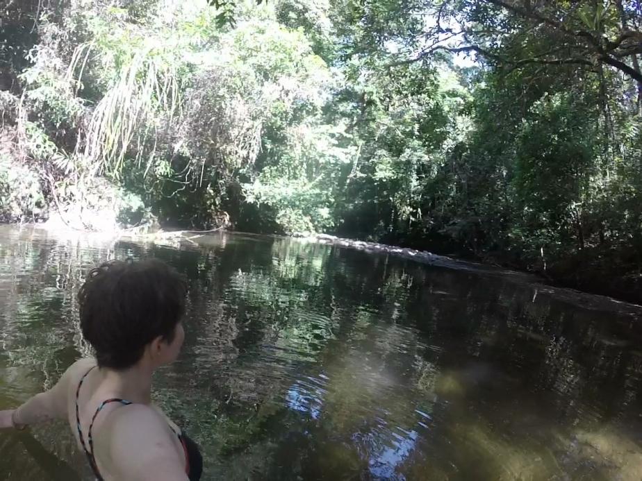 Cross Borneo –Itinerario