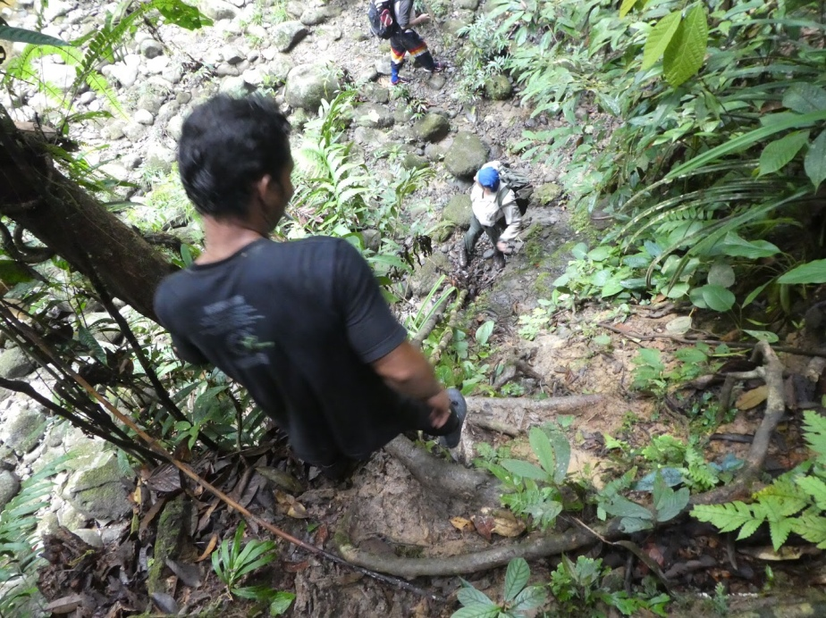 Cross Borneo – the trek
